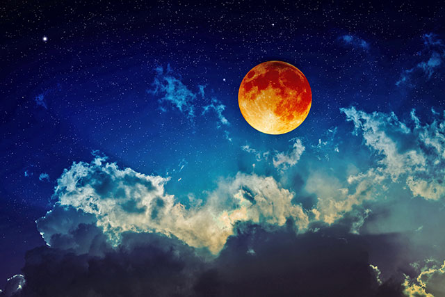 Full Moon – July 16, 2019 – Lunar Eclipse: Strong Currents