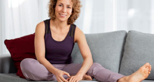 Stefanie Arend, Yin Yoga Instructor and Award-Winning Author