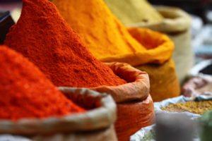 Indian Spice Market